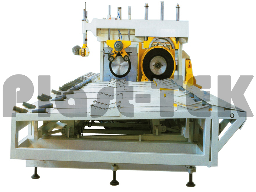 PVC belling machine 1