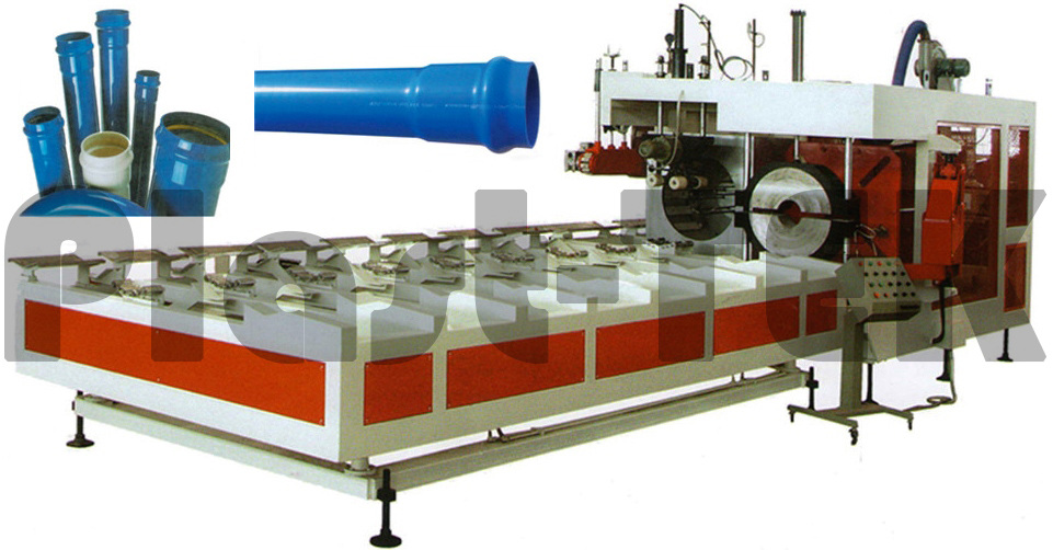 PVC belling machine 2