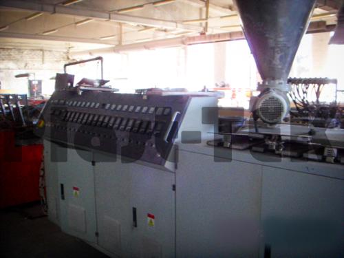 Линия для производства подоконника БУ (14)