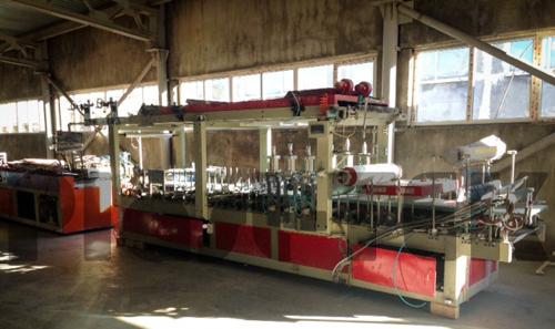 Линия для производства подоконника БУ в наличии в Казани
